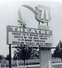 71 Drive-in North College in Fayetteville