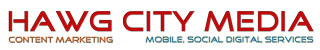 Hawg City Media Services.  Content marketing with mobile, social, and digital solutions