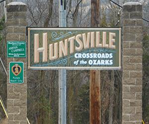 Huntsville Crossorad to the Ozarks