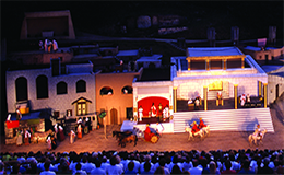 Great Passion Play, Eureka Springs