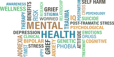 Mental health resouces and information